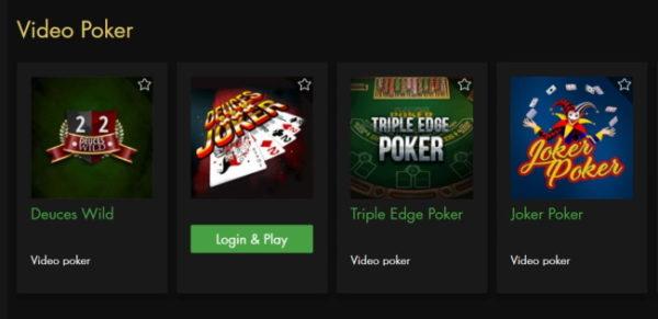 3D Poker Library