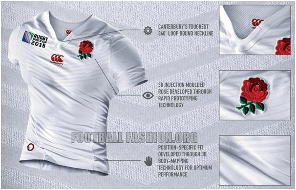 3d rugby shirt