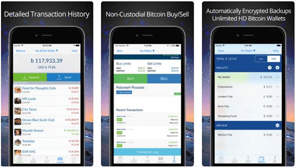 Airbitz app