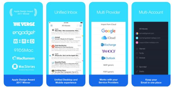Airmail app