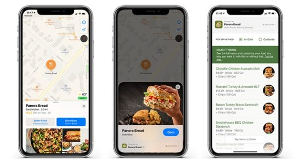 App clip features