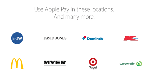 Apple Pay- Use in Locations