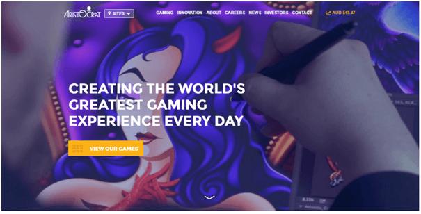 Aristocrat Gaming Provider