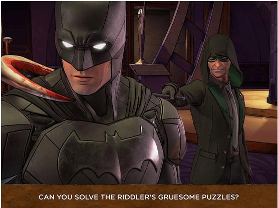 Batman App