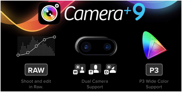 Camera +9