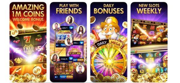 Features of Club Vegas Pokies Casino