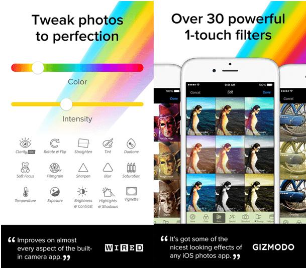 Camera + App