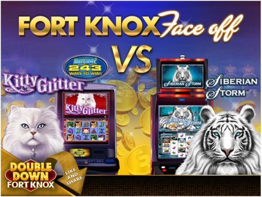 Fort Knox pokies machines to play