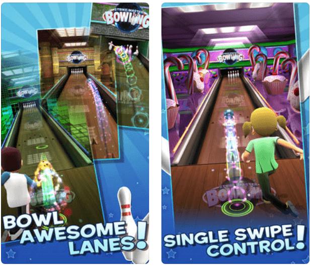 Strike Master Bowling Game app