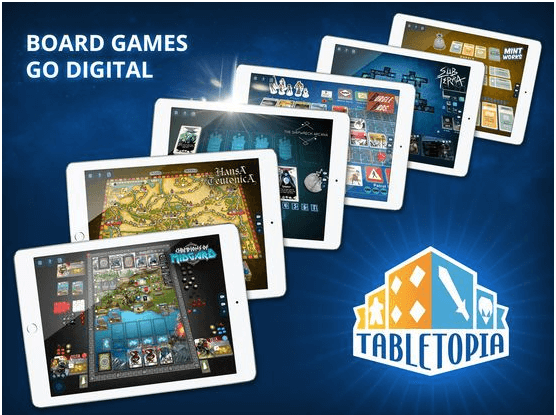 Table Topia game App