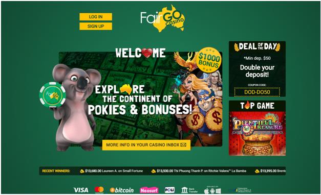 Fair Gocasino- pokiesforiphone