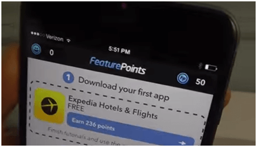 Feature points apps