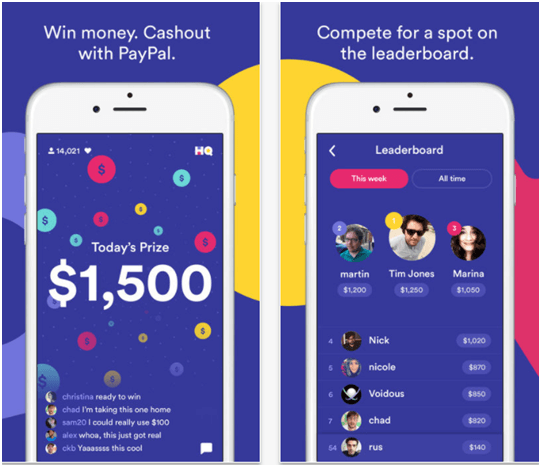 HQ Trivia App- How to play