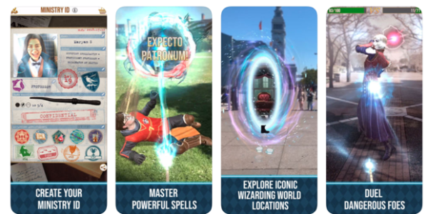 Harry Potter Wizards Unite App