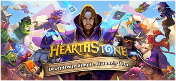 Hearthstone game app