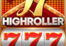 High-roller-Vegas-Casino-Slot-Logo