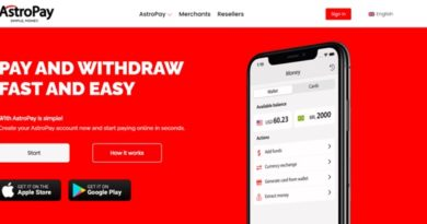 How to make a deposit with Astropay using iPhone at Online Casinos to play pokies