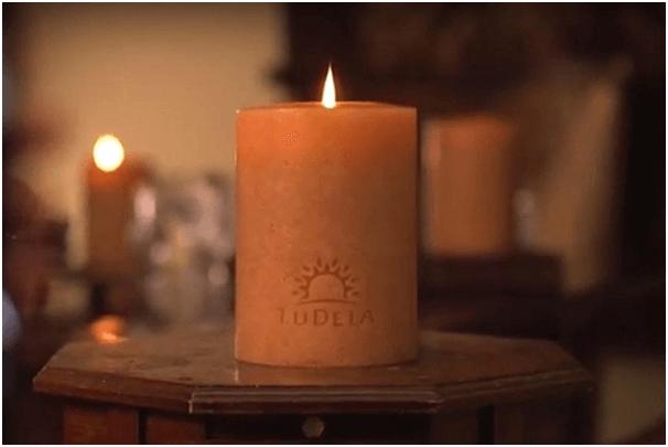 LuDela Candle