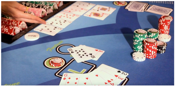 Pai Gow Insurance poker