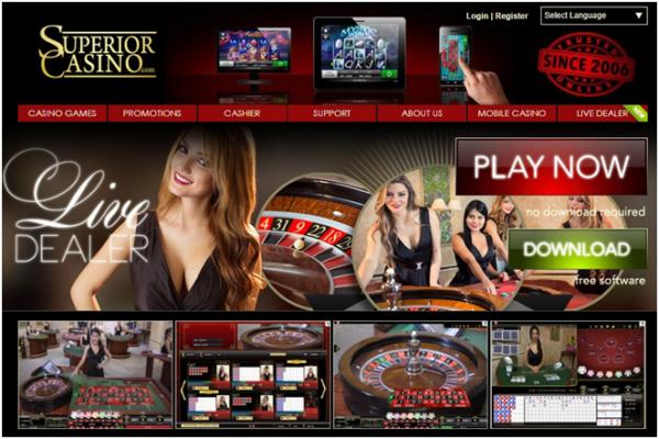 Pai Gow at Superior Casino Online