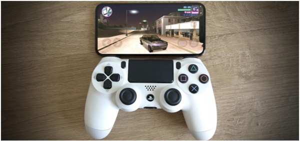 How to pair a PlayStation controller to your IPhone?