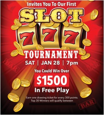 Mobile Pokies tournaments