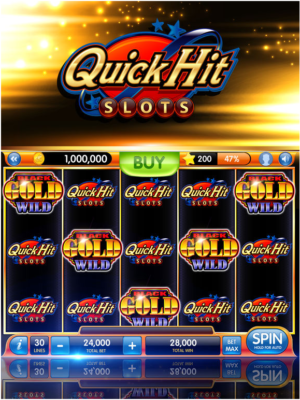 Quick Hit Pokies App For Your iPhone