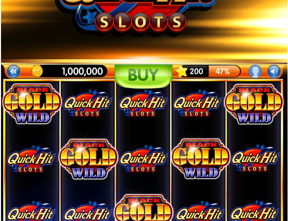 Quick Hit Pokies App