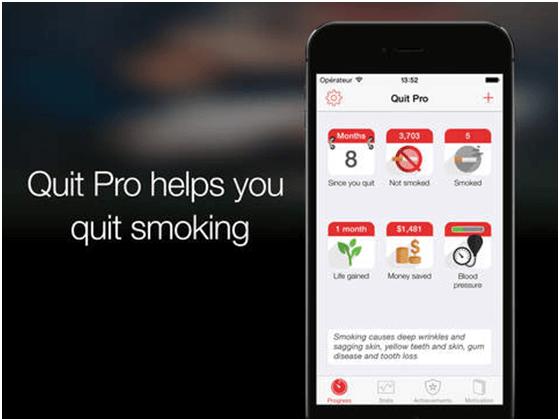 Quit pro app