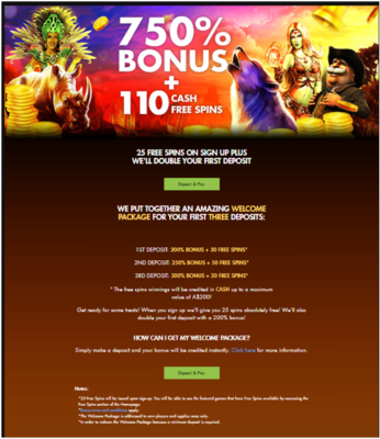 How to get bonuses at Rich Casino?
