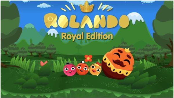 Rolando Game app