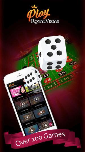 Royal Vegas AU App