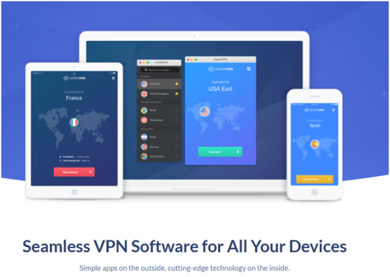 Safer VPN app