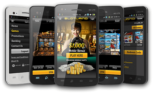 Slotland casino app- How to play