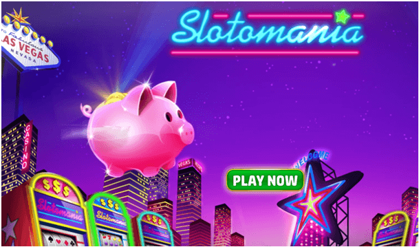 Slotomania app for iPhone pokies