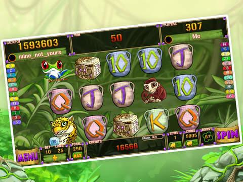 Slots Gone Wild HD App