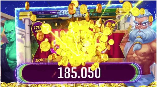 Slots Panther Vegas Social casino app