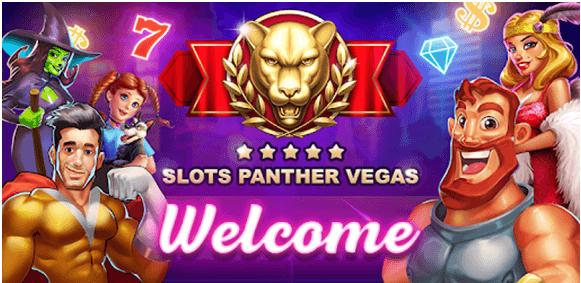 Slots Panther Vegas
