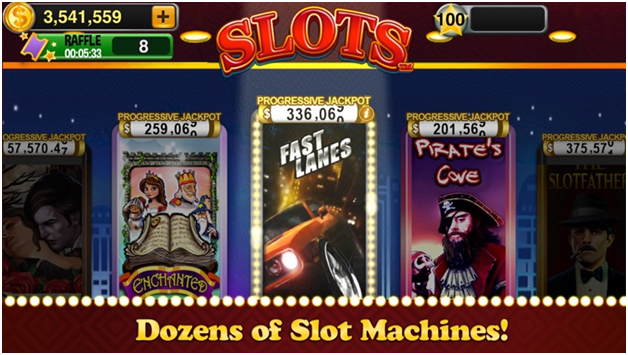 Slots - pokiesfor iphone