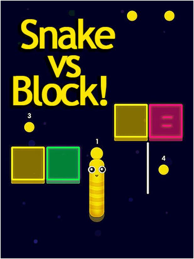 Snake Vs Block