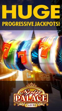 Spin palace Casino App
