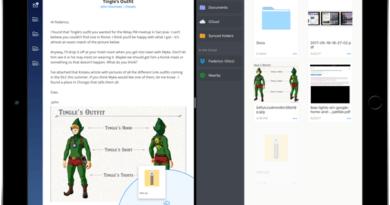 Split screen mode on iPad