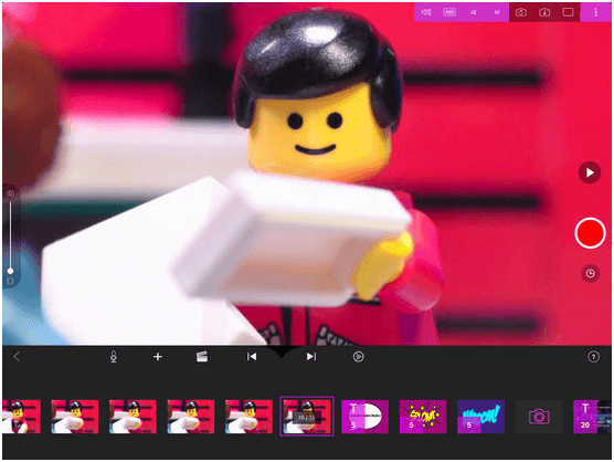 Stop Motion Studio App