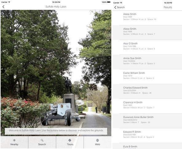 Suffolk App