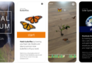The Healium AR App on your iPhone that helps you manage anxiety