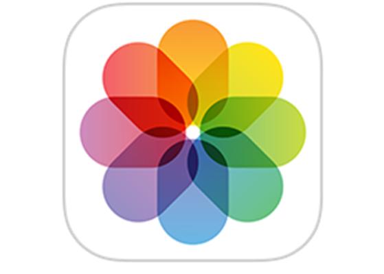 The photos tab in IOS 13