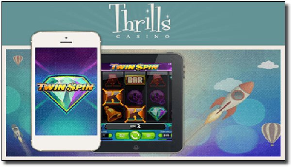 Thrills Casino for iPhone