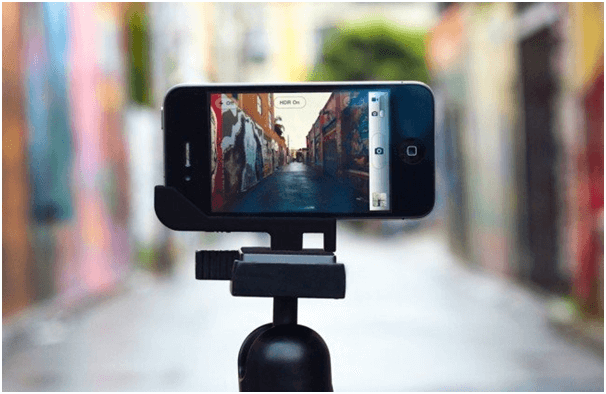 Tripod to use for video making with iPhone