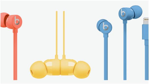 Ur beats earphones