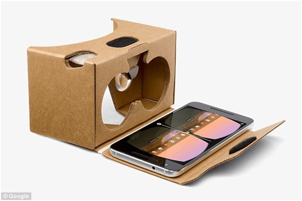 Google Cardboard- VR Headset for iPhone